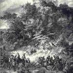 Фридрих I Укушенный* в битве с отцом за наследство