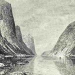 Норвежский ландшафт 1