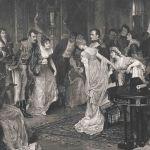 Новогодний прием у Наполеона I в Сен – Клу