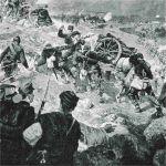 Сражение вблизи боснийского города  Яйце (Jaice) 7 августа 1878