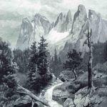 Вершины в долине Вильноссталь