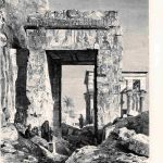 Ворота в храм Исиды на острове Фила