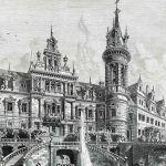 Замок Вернигероде на Харце после реставрации