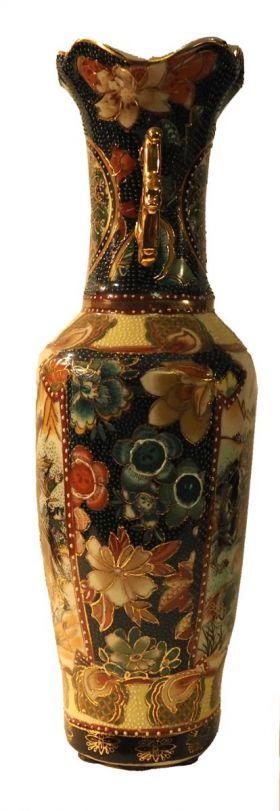 Китайская ваза вид 1
